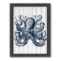 Buy American Flat Samantha Ranlet Wood Vintage Octopus ...