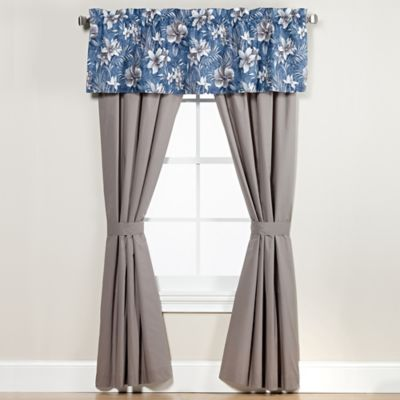 Buy Valance And Panel Sets From Bed Bath & Beyond