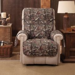 Recliner Chair Covers Finn Juhl 108 Buy Bed Bath Beyond Mossy Oak Breakup Infinity Wingchair Cover In Brown
