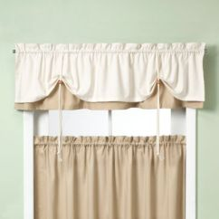 Valances For Kitchen Wall Tile Buy Tier Valance Curtains Bed Bath Beyond Bristol