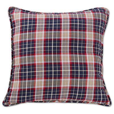 buy red pillow shams