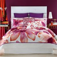 Christian Siriano Watercolor Bloom Comforter Set - Bed ...