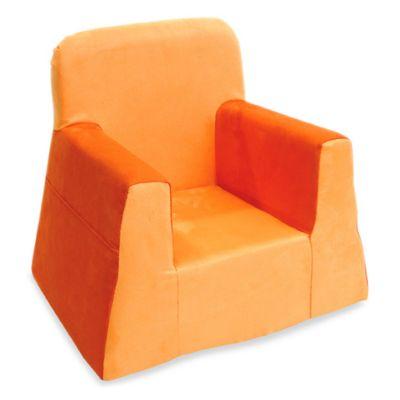 Buy P'kolino Little Reader Chair in Orange from Bed Bath