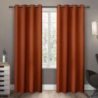 Buy Orange Window Panels Treatments from Bed Bath & Beyond