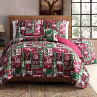 Buy Holiday Christmas Bedding from Bed Bath & Beyond