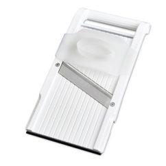 Mandolin Kitchen Slicer Restoring Cabinets Buy Bed Bath Beyond Benriner Jumbo Mandoline