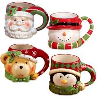 Buy Christmas Mugs from Bed Bath & Beyond