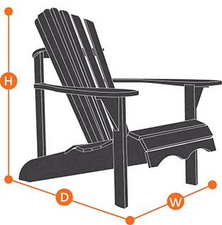 bed bath and beyond patio chair covers metal outdoor rocking chairs how to measure furniture grill   &