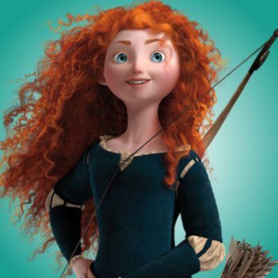 Movies Disney's Brave Fish Scene