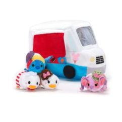 Yeti Chair Accessories Big And Tall Lawn Chairs Ice Cream Truck Tsum Micro Soft Toy Set