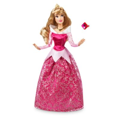 Disney Store Aurora Classic Doll Sleeping Beauty