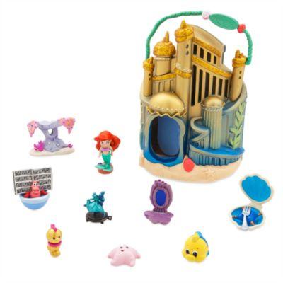 Ariel Micro Playset Disney Animators Collection Littles