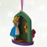 Alice In Wonderland Christmas Decoration