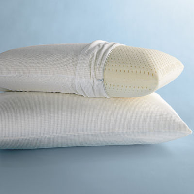 Latex Foam Pillow with Cover JCPenney Home
