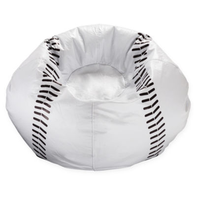 football bean bag chair adjustable office chairs beanbag jcpenney baseball