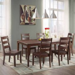 Jcpenney Dining Room Chairs Big And Tall Executive Chair Possibilities 7 Piece Rectangular Table With Ladder Back