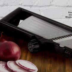 Mandolin Kitchen Slicer Fluorescent Light Craft Mandoline Jcpenney