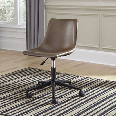 jcpenney desk chair swivel tk maxx signature design by ashley mid century modern home office