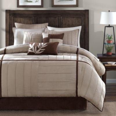 Madison Park Dune 7 Piece Comforter Set