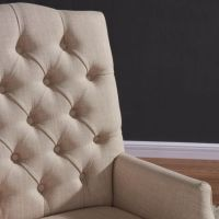 Tufted Wingback Chair - JCPenney