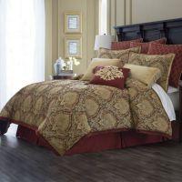 DEALS Royal Velvet Jarvis 4-pc. Chenille Comforter Set ...