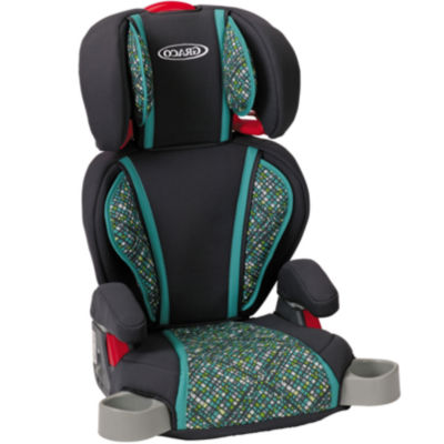 Graco Highback Turbobooster Car Seat - Mosaic Offer
