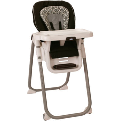 graco duodiner lx high chair canvas folding 047406147199 upc blossom dlx 6 in 1