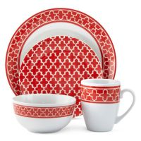 Corelle Impressions Enchanted 16-Piece Dinnerware Set price