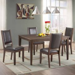 Jcpenney Dining Room Chairs Dinette With Casters Possibilities 5 Piece Rectangular Table Upholstered