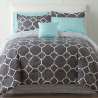 Studio Tiles Complete Bedding Set with Sheets - JCPenney