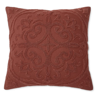 jcpenney home caravan square throw pillow