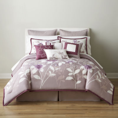 Home Expressions Melise 10pc Comforter Set  JCPenney