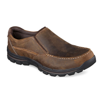 Skechers Casual Slip On Shoes Mens