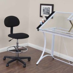 Jcpenney Desk Chair Empire Modern Executive Studio Drafting Office