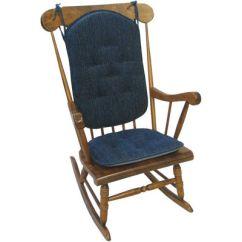 2 Pc Rocking Chair Cushions Chairs At Lowes Polar Gripper Piece Rocker Cushion Set