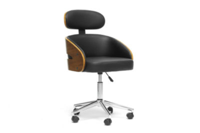 jcpenney desk chair double dining baxton studio kneppe office