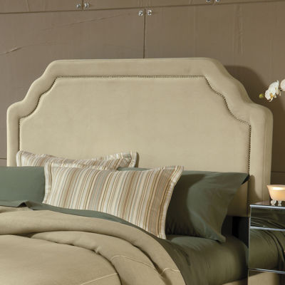 Kendale Upholstered Headboard With Nailhead Trim Jcpenney