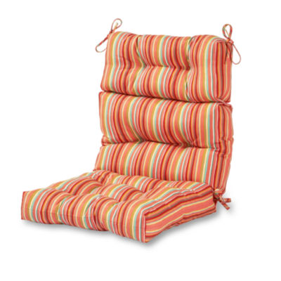 high back wicker chair cushions desk adjustable arms greendale home fashions patio cushion jcpenney