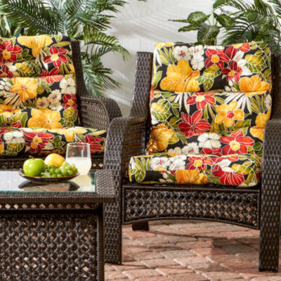 patio high back chair cushions fishing no arms greendale home fashions cushion jcpenney