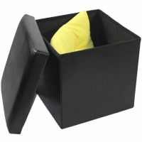 Collapsible Storage Ottoman - JCPenney