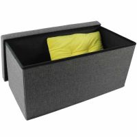 Collapsible Storage Ottoman JCPenney