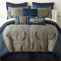 Royal Velvet Charrington 13-pc. Comforter Set - JCPenney