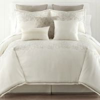 DEALS Liz Claiborne Bianca Border 4-pc. Comforter Set NOW ...