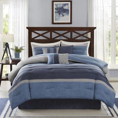 madison park saban 7 pc comforter set