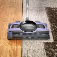 "Shark 13"" Cordless Floor/Carpet Sweeper V2950 - JCPenney"