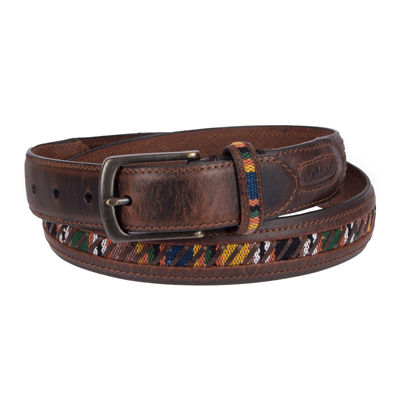 Upc 017149756811 - Columbia Guatemalan Fabric Inlay Belt