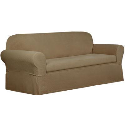 jcpenney sofa sets elliot corner maytex smart cover stretch torre 2 pc slipcover