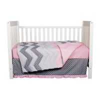 Trend Lab 3-pc. Cotton Candy Crib Bedding Set - JCPenney