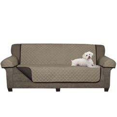 Quilted Microsuede Sofa Cover Shabby Chic Sectional Maytex Smart 3 Pc Reversible Microfiber Pet Jcpenney