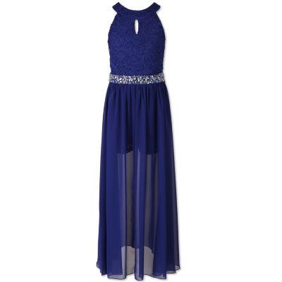 Upc 747941060846 - Speechless Sleeveless Maxi Dress Big